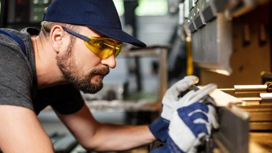 Regionales Stellenangebot für einen Job als Maschinenbediener in Iserlohn